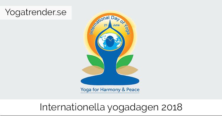 Internationella yogadagen 2017