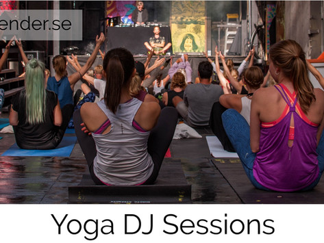 Yoga DJ Sessions