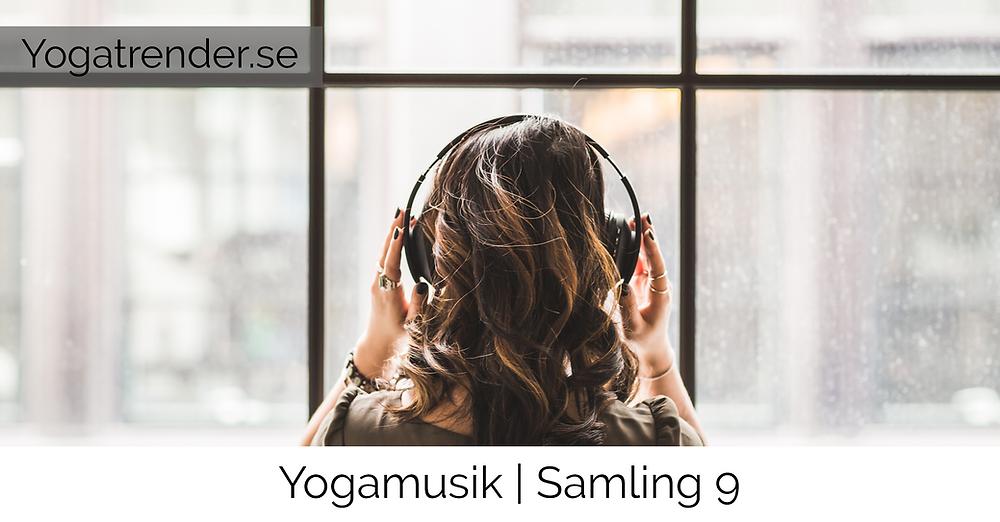 Yogamusik samling 9