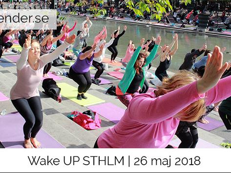 Wake UP STHLM 2018