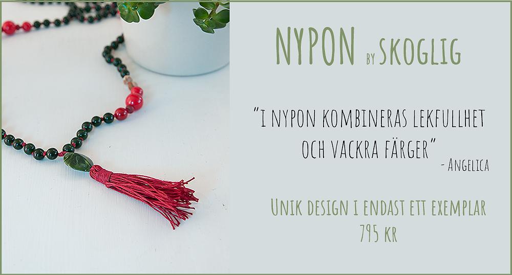 Yogasmycket Nypon från Skoglig.se