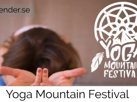 Yoga Mountain Festival i Åre