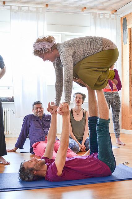 Ängsbacka Yoga & Dance Easter Festival 2018