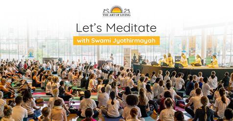 Let's Meditate 2019