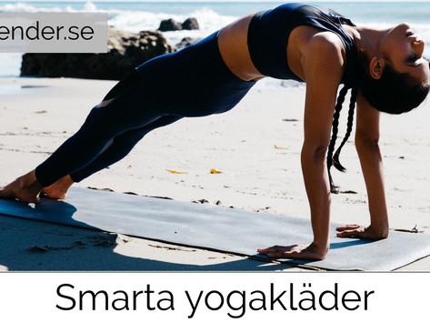 Smarta yogakläder