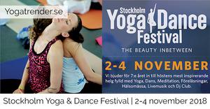 Stockholm Yoga & Dance Festival 2018