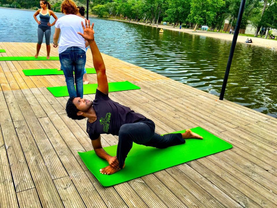 Yoga i Georgien