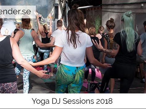 Yoga DJ Sessions 2018