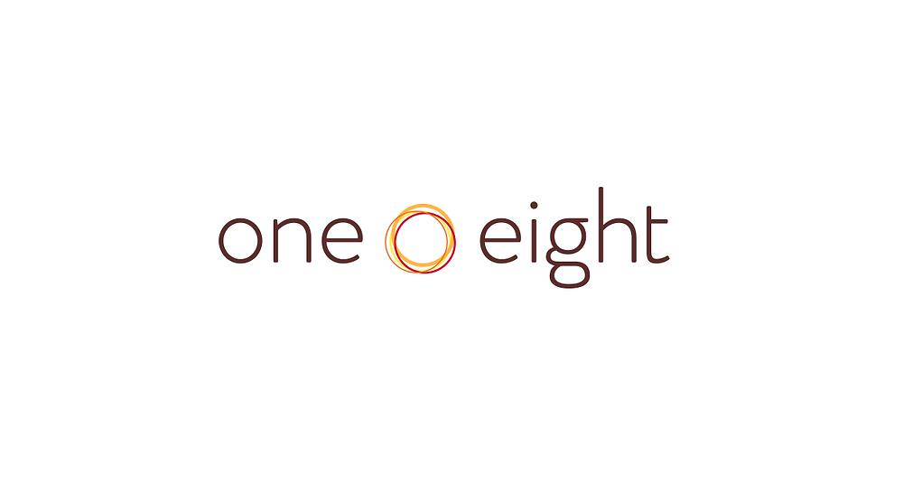 Logo för oneOeight