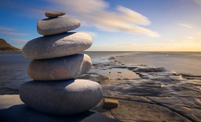 Mindfulness är viktigt för att ta sig igenom stress