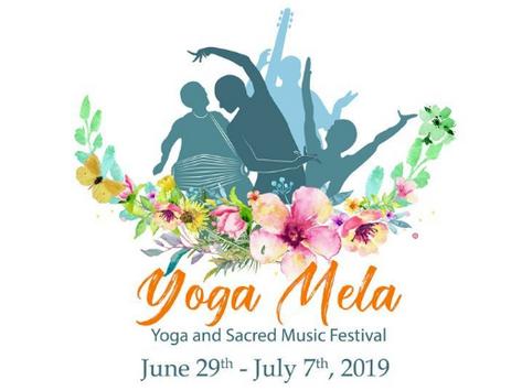 Nio dagar av yoga, musik och spirituell utveckling