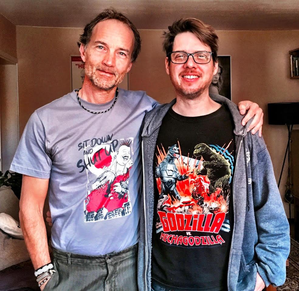 Christian Wigardt och Brad Werner