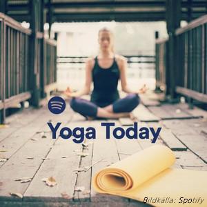 Yoga today spellista