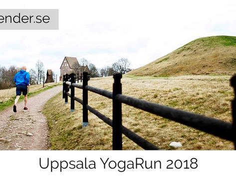 Uppsala YogaRun 2018