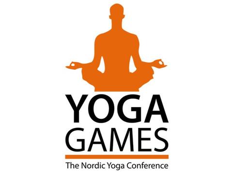 Yoga Games & Hälsomässa i Göteborg 26-28 april 2019
