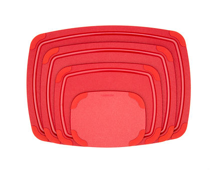 epicurean-cutting board poly series-red