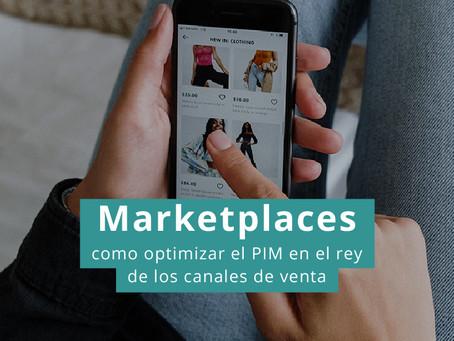 Marketplaces: como optimizar el PIM en el rey de los canales de venta