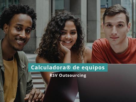 Tu equipo diseñado a medida con La Calculadora® de RSV