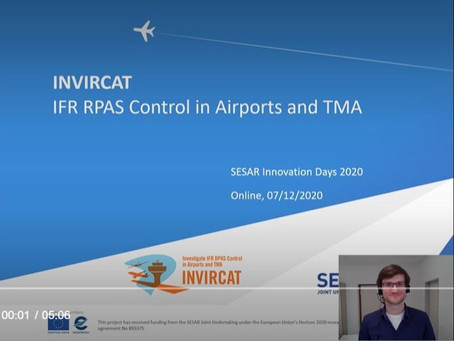 INVIRCAT VIDEO AND POSTER PRESENTED AT SIDS 2020
