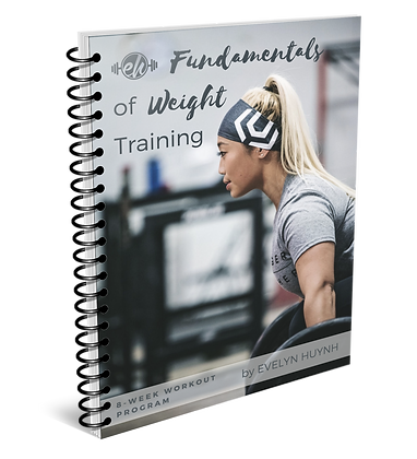 Fundamentals of Gym Training (E-Book ONLY)