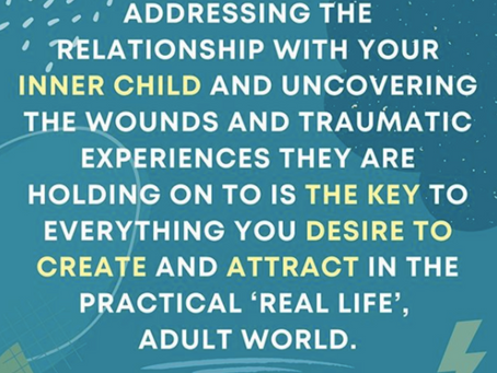 Reconnect with your inner child