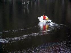 Fishing on Lake Makintosh 3