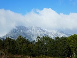 Mt Murchison in Winter