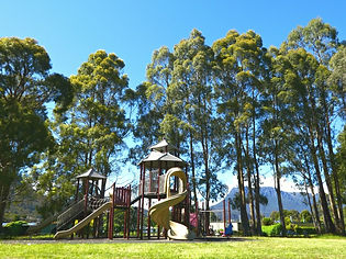 Tullah Playground by Donna Nelson