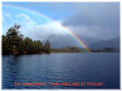 Mt Murchison and the Lake  at Tullah 2006