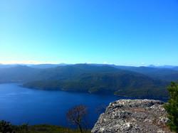 Lake Mackintosh and Cradle Mountain