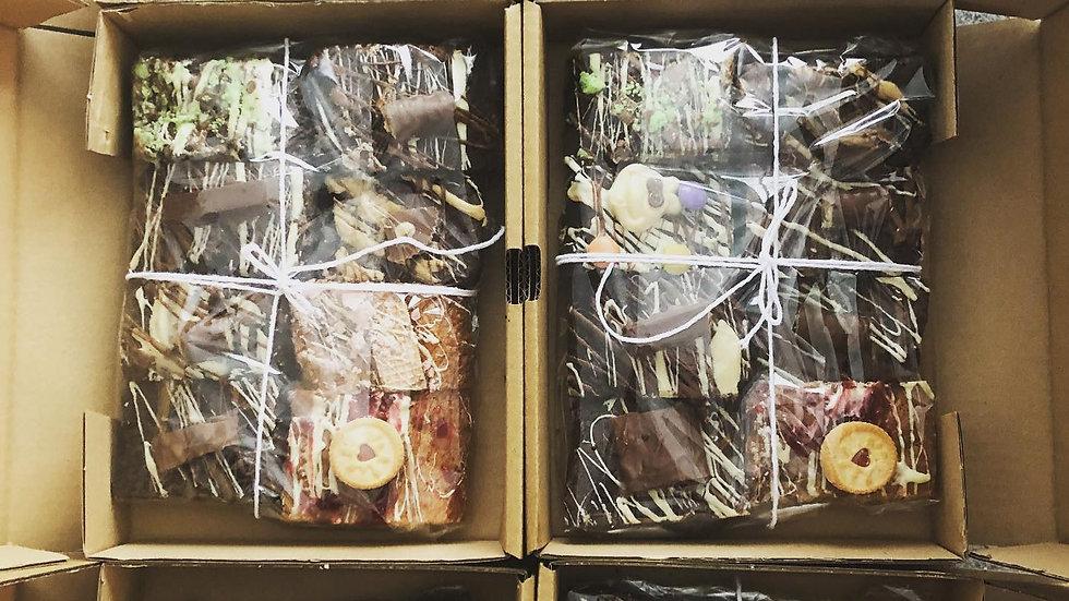 Postal brownies