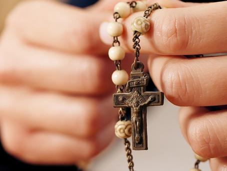 Rosary at home