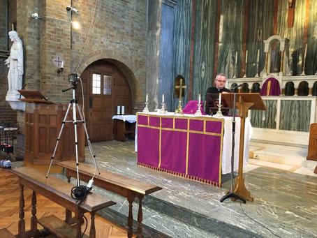 First Daily Mass Recording