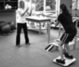 Renew Physical Therapy Exercise