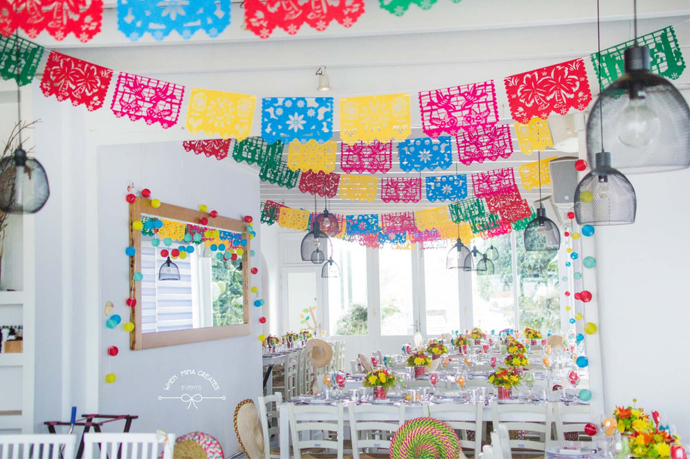 No time for siesta! It's time for fiesta!