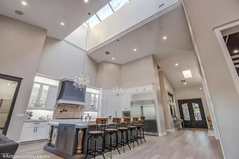 Kitchen Sky Light