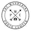 The Wandering Photo Camper Logo