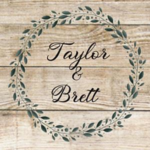 Brett and Taylor