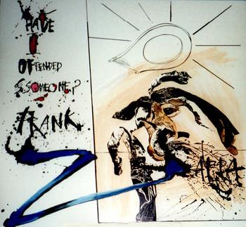 Ralph Steadman (Re-Creation)  Frank Zappa Display