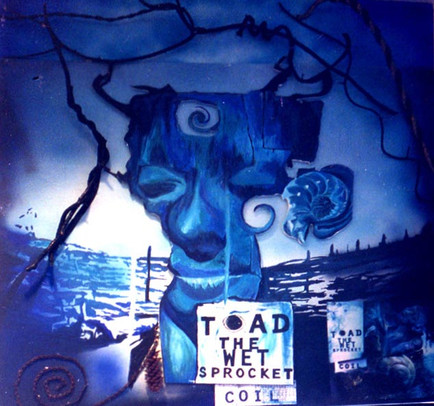 Dave Mcean (re-creation) for Toad the Wet Sprocket