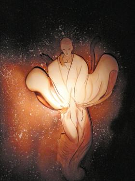 Floating Monk