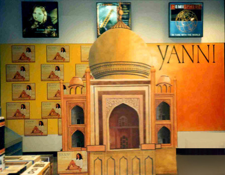 Yanni Display