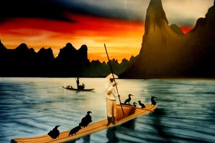 Asian Boat
