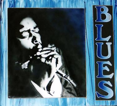 Blues Sign