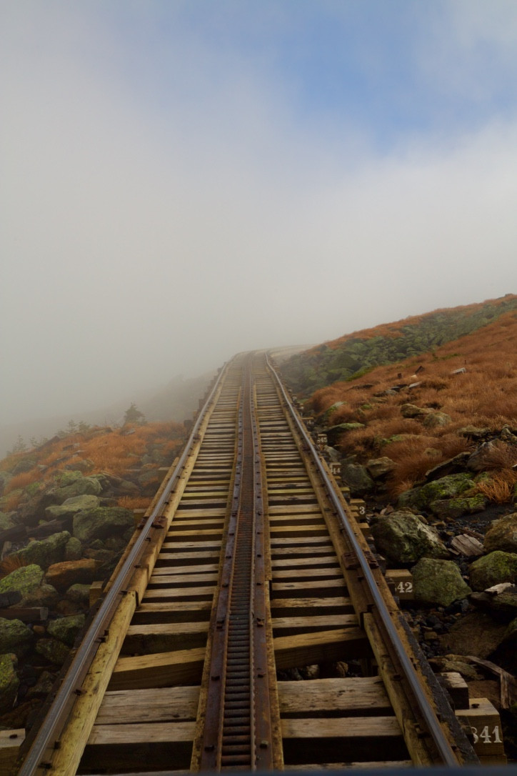 Track Through the Clouds