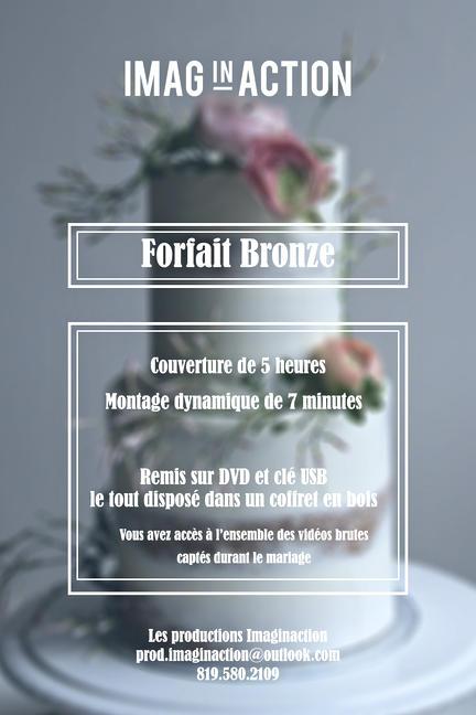 Forfait Bronze