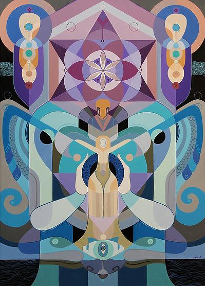 artist fernando chamarelli artwork semen
