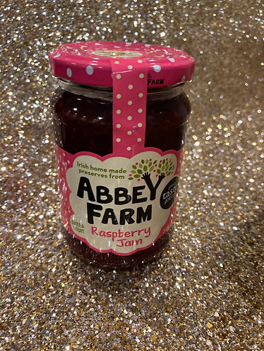 Abbey Farm Raspberry Jam