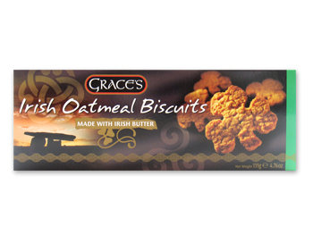 Grace's Oat Biscuits