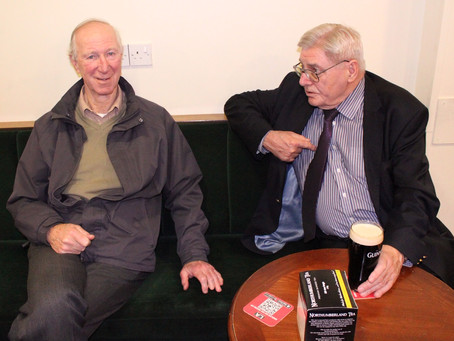 Jack Charlton - Thanks for the memories